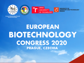 24.-26. 9. 2020 European Biotechnology Congress 2020